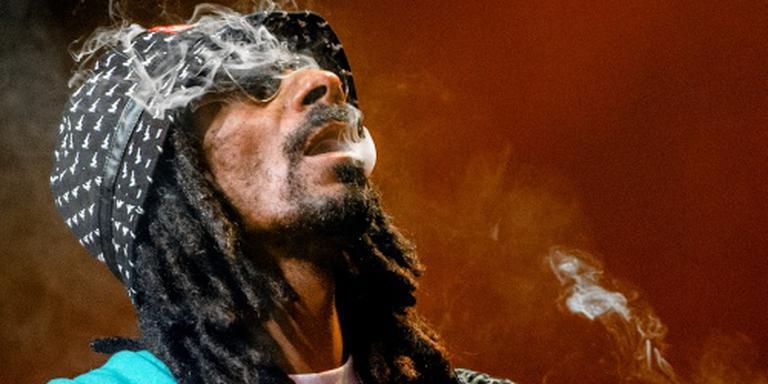 Amerikaanse sterren vieren cannabisdag