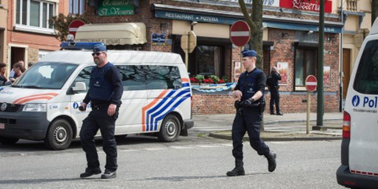 Aanhoudingen Brussel in onderzoek 'Parijs'