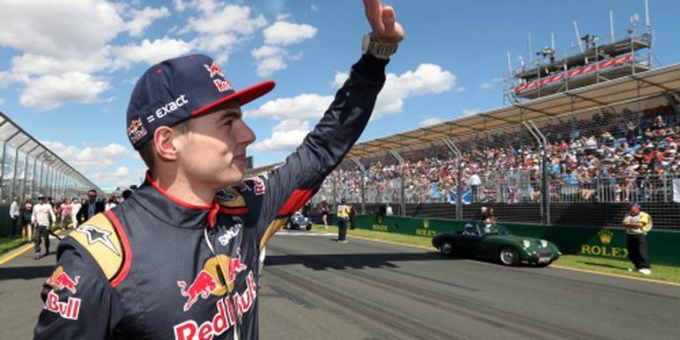 Verstappen aast op primeur voor Toro Rosso