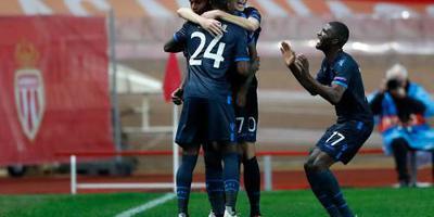 Vijfde zege op rij voor Club Brugge