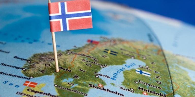 Doden geborgen na helikoptercrash Noorwegen