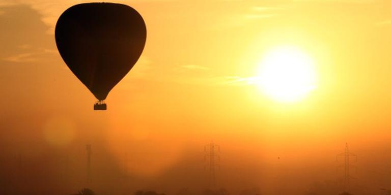 Doden door crash luchtballon VS