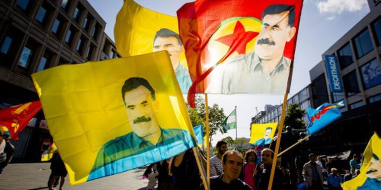 Demonstratie Koerden rustig verlopen