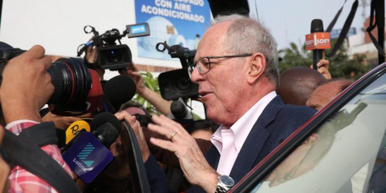 Liberale econoom wint verkiezingen Peru