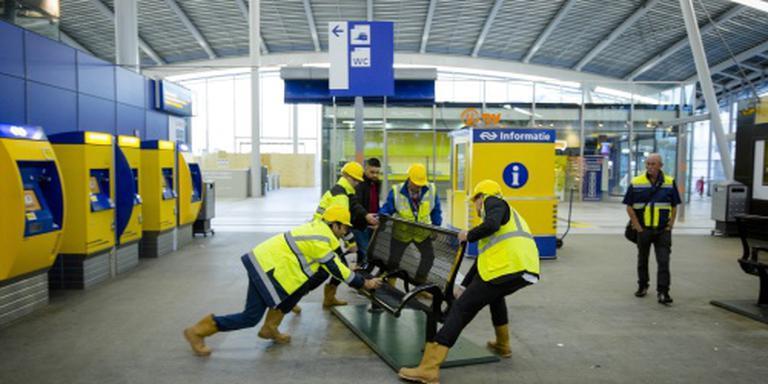 Stationshal Utrecht op 7 december klaar