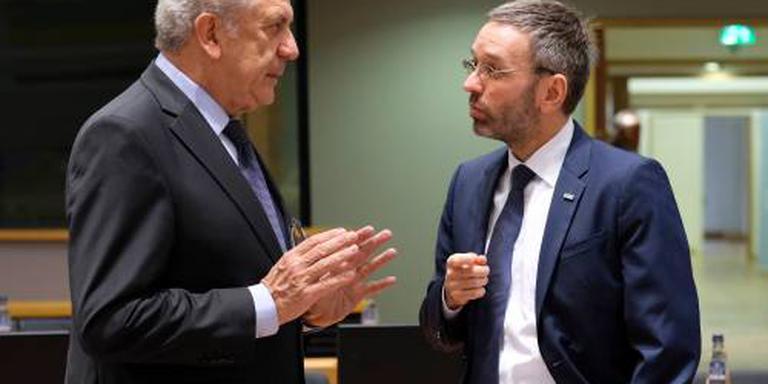 Ministers temperen plan Europese grenswacht
