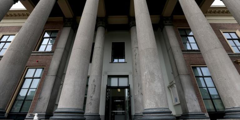 Paleis van Justitie. FOTO ANP