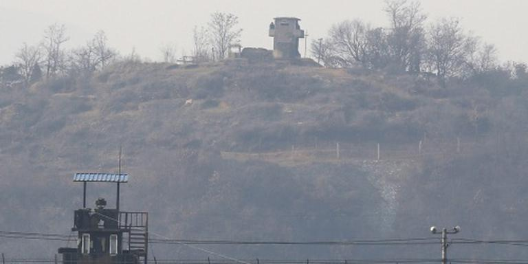 Zuid-Korea: Noord-Koreaan steekt DMZ over