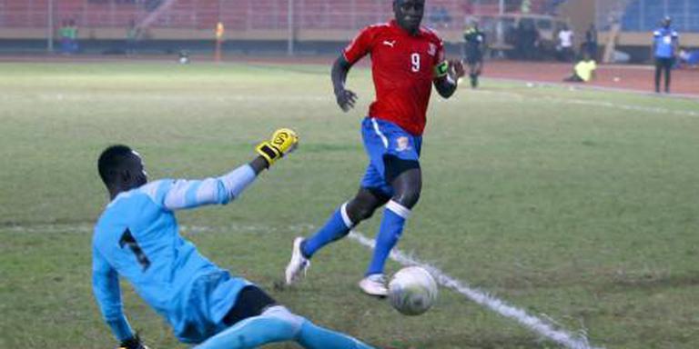 Gambia kiest voor ervaren coach Saintfiet