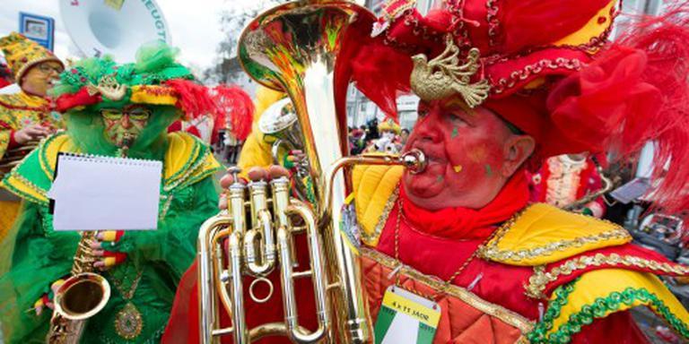 Carnavalsoptochten wegens harde wind afgelast