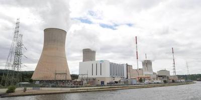 Betonproblemen bij meer kernreactoren België