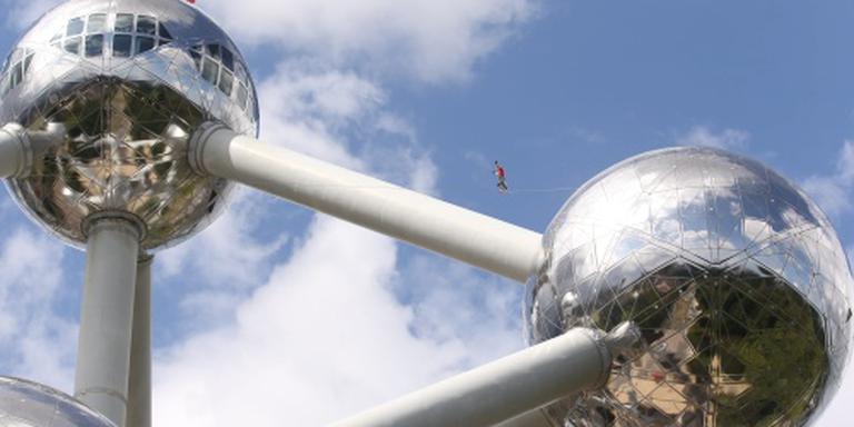 Minder bezoekers voor Atomium door terreur
