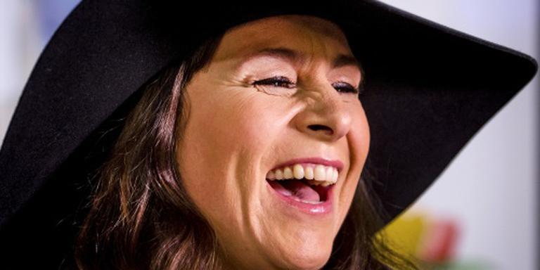 Trijntje deelt punten uit op Songfestival