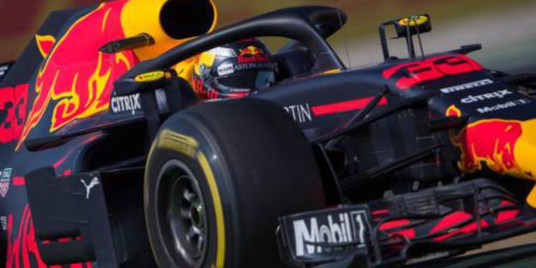 Verstappen rijdt vierde tijd in kwalificatie
