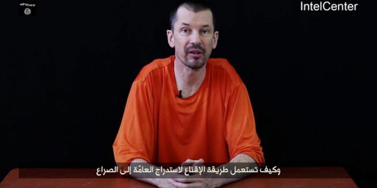 Britse IS-gevangene duikt op in video
