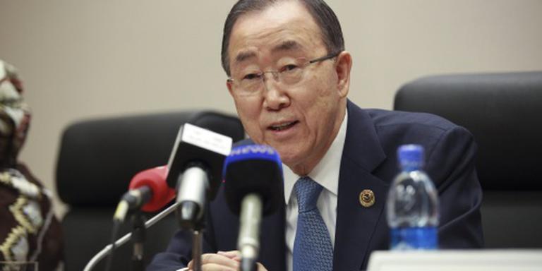 Afschuw over seksuele misdaden VN-soldaten
