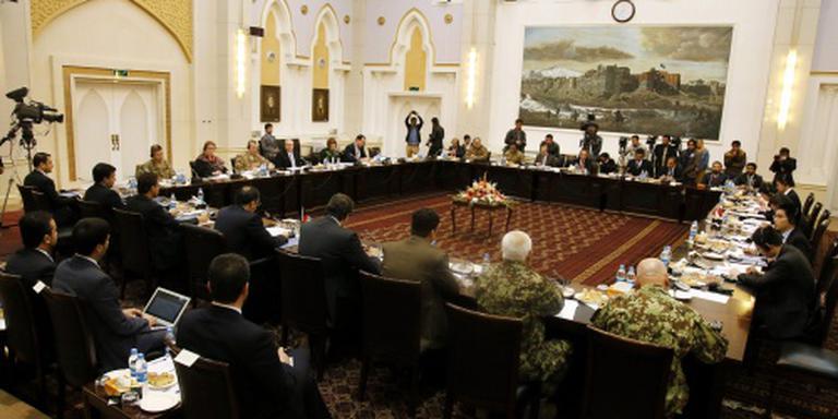 Taliban laten verstek gaan bij vredesoverleg