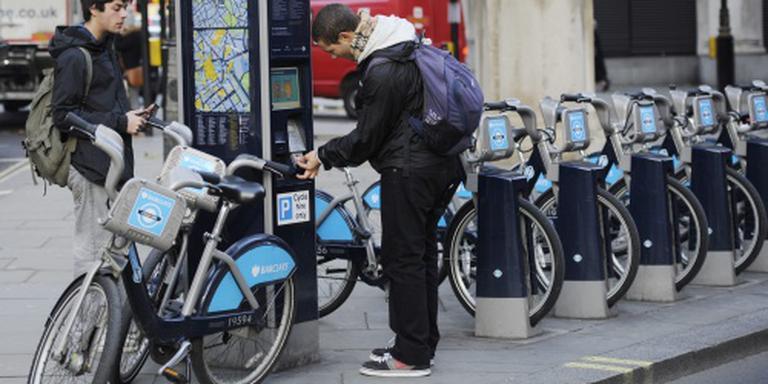 'Britse fietser ligt twee eeuwen achter'