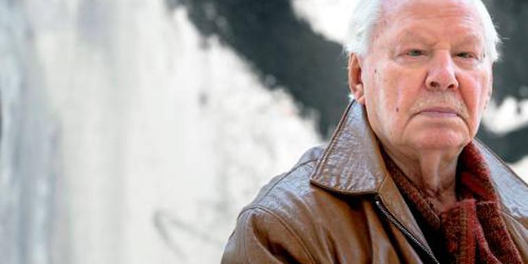 Kunstenaar Armando (88) overleden