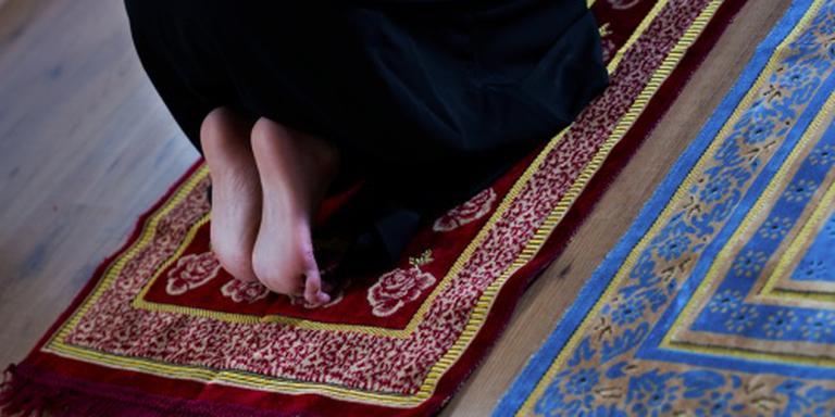 Gewonden schietpartij op auto bij moskee