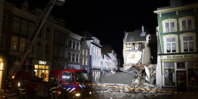'Ingestort pand Den Bosch werd niet bewoond'
