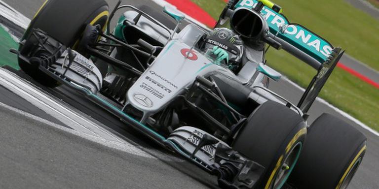 Rosberg ontsnapt aan straf