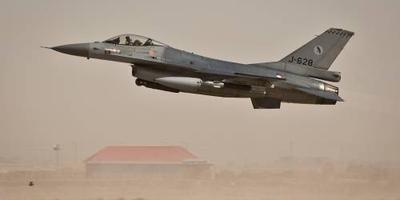 Serie National Geographic over Nederlandse F-16