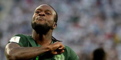 Moses (27) stopt als Nigeriaans international