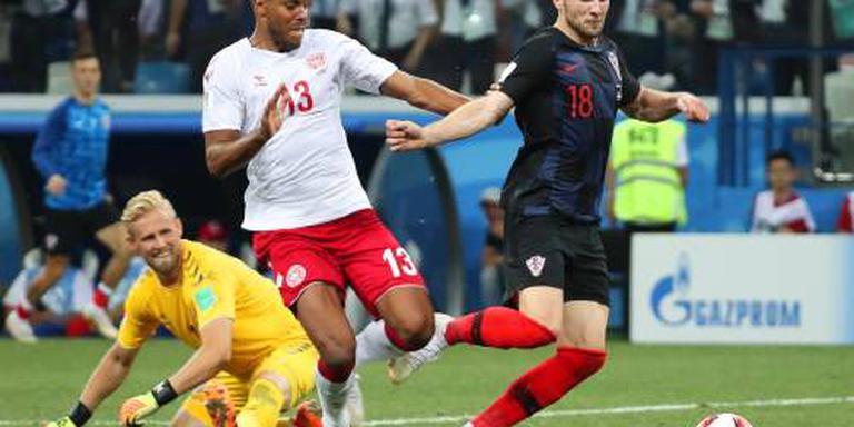 Velen zien Rusland en Kroatië kwartfinale halen