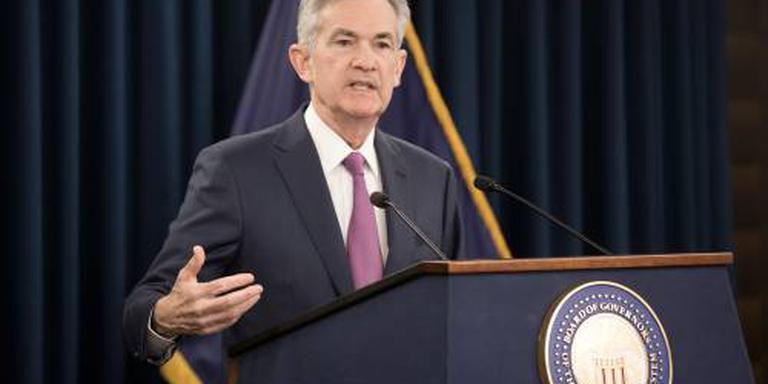 Lager slot Wall Street op Fed-dag