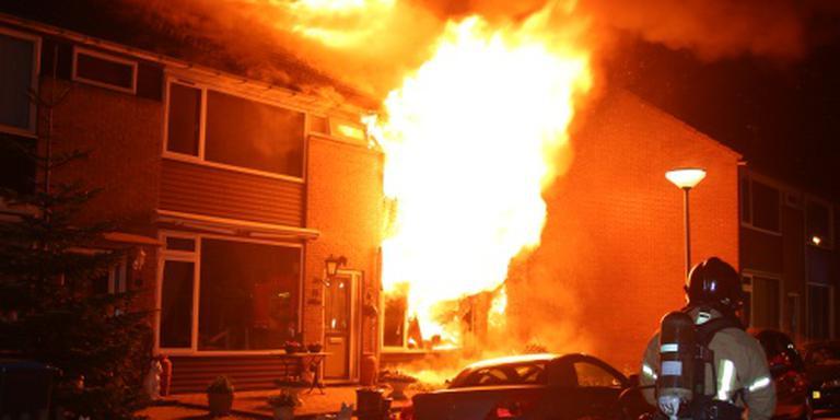 Geen duidelijkheid fatale brand Hellevoetsluis