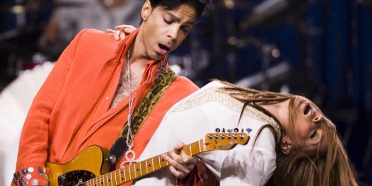 Prince op nummer 1 in iTunes