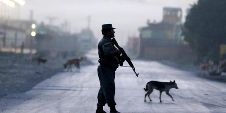 Agent en daders dood na aanval op hotel Kabul