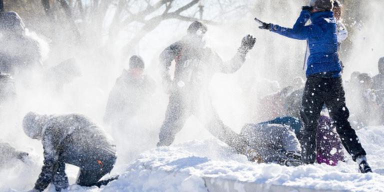 Washington pakt leven weer op na sneeuwstorm