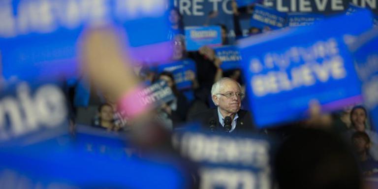 Clinton erkent nederlaag in New Hampshire