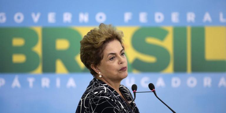 Parlementsvoorzitter stopt afzetting Rousseff