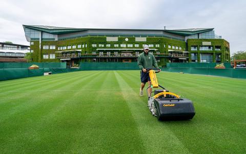 Wimbledon heeft vertrouwen in verwelkomen van meer fans