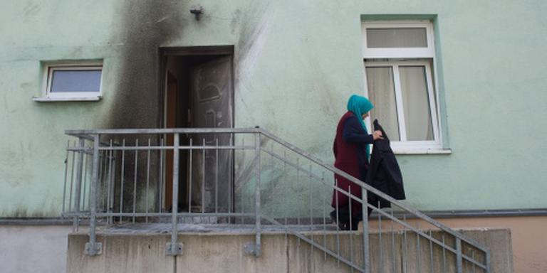 Explosie bij moskee in Dresden