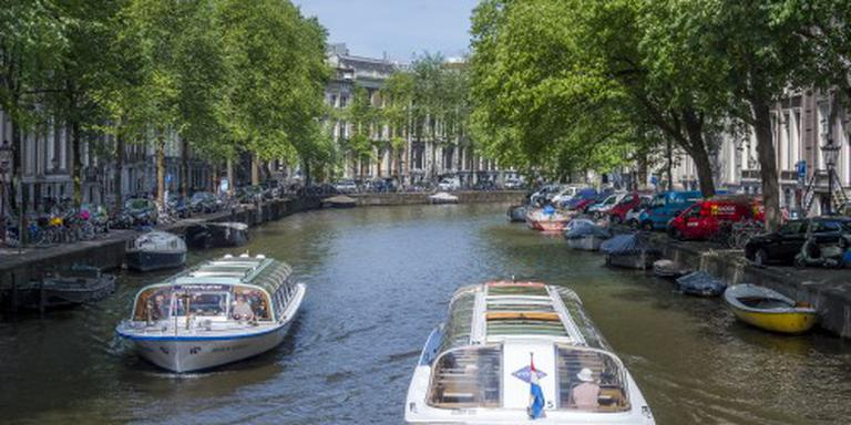 Amsterdam strenger voor rondvaartboten