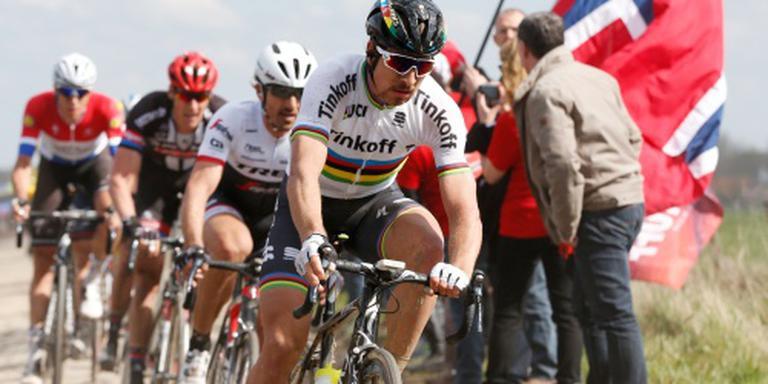 Sagan als mountainbiker naar Rio