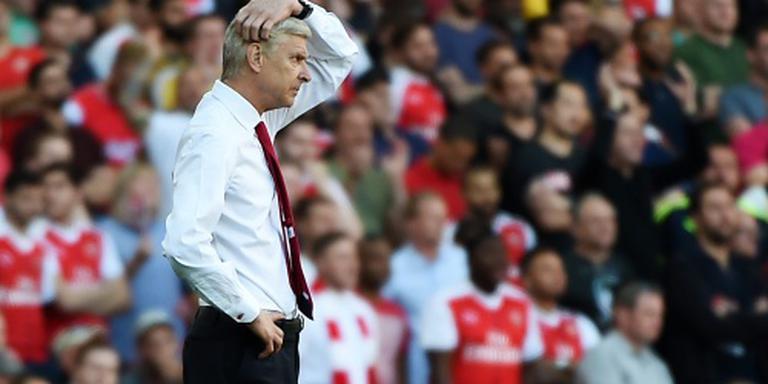 Wenger: spelers niet fit door EK