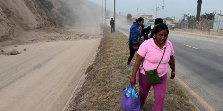 Tsunamiwaarschuwing na beving Ecuador
