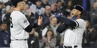 New York Yankees brengt spanning terug
