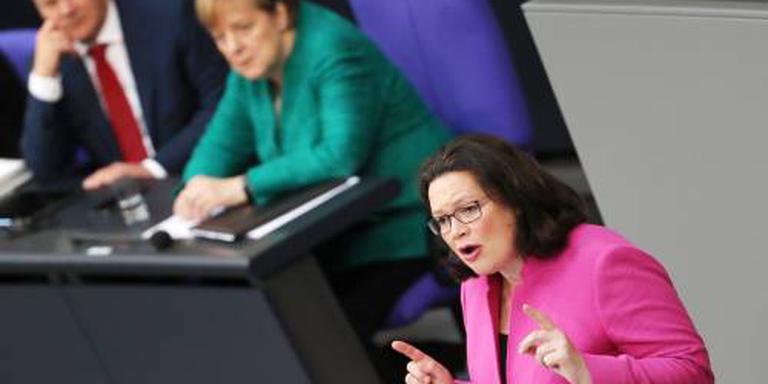SPD eist onmiddellijk coalitieoverleg