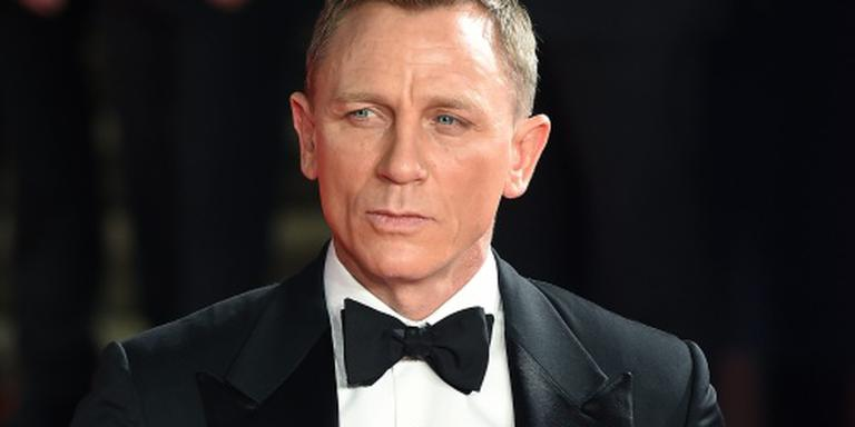 Daniel Craig in film over rellen Los Angeles