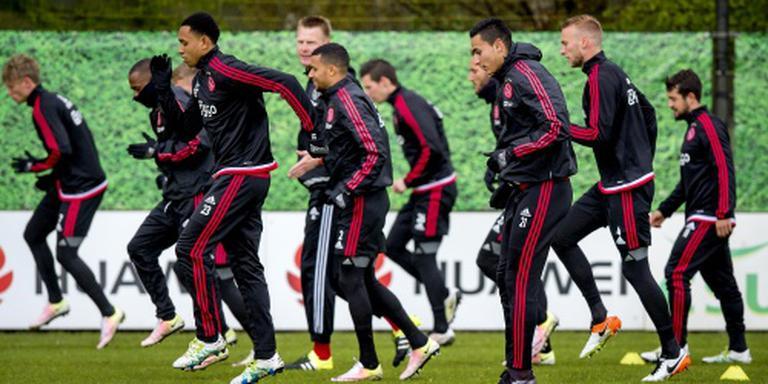 Ajax tegen PAOK Saloniki in voorronde CL
