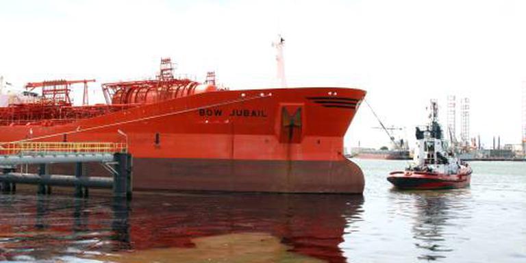 Havenbedrijf vervangt oevers haven Rotterdam