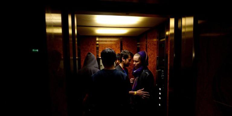 Horrorscenario in Russische lift