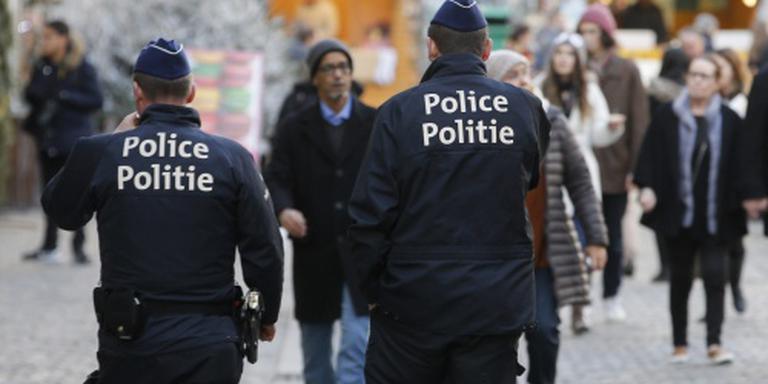 'Terreurniveau' Brussel omlaag