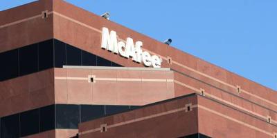 'Investeerder in de markt voor McAfee'